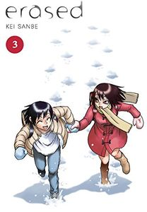 [Erased: Volume 3 (Hardcover) (Product Image)]