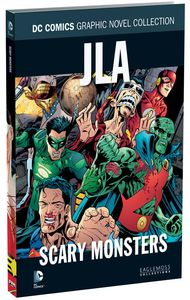 [DC Graphic Novel Collection: Volume 100: Jla Scary Monsters (Hardcover) (Product Image)]