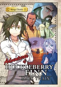 [The Adventures Of Huckleberry Finn: Manga Classics (Hardcover) (Product Image)]