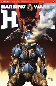 [Harbinger Wars 2 #4 (Cover B Suayan) (Product Image)]