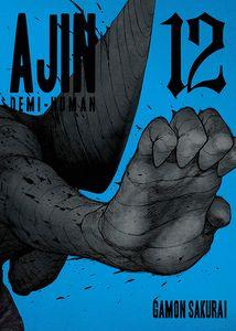 [Ajin: Volume 12: Demi Human (Product Image)]