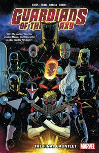 [Guardians Of The Galaxy: Volume 1: Final Gauntlet (Product Image)]