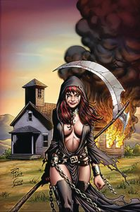 [Grimm Fairy Tales: Tales Of Terror: Volume 4 #1 (Cover B) (Product Image)]
