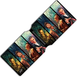 [Doctor Who: Card Holder: Four Doctors By Alice X Zhang (Product Image)]
