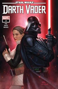 [Star Wars: Darth Vader #3 (Product Image)]