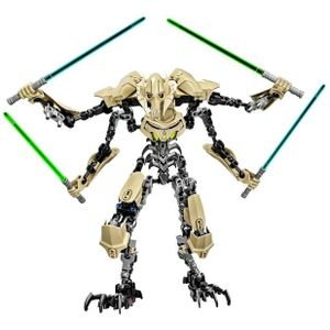 [Star Wars: Constraction: Lego: General Grievous (Product Image)]