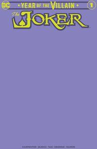[Joker: Year Of The Villain #1 (Purple Blank) (Product Image)]