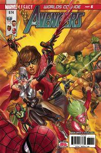 [Avengers #674 (Legacy) (Product Image)]