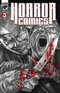 [Horror Comics #3 (Main Cover) (Product Image)]