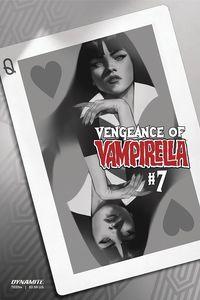 [Vengeance Of Vampirella #7 (Oliver B&W Variant) (Product Image)]
