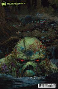 [Swamp Thing #4 (Gerardo Zaffino Cardstock Variant) (Product Image)]