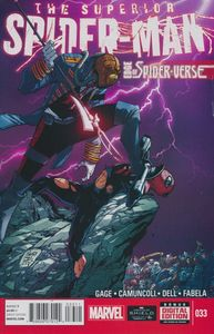 [Superior Spider-Man #33 (Product Image)]