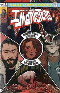 [I Walk With Monsters #1  (Cover G 2nd Printing) (Product Image)]