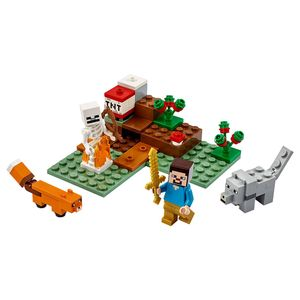 [LEGO: Minecraft: The Taiga Adventure (Product Image)]