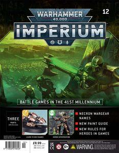 [Warhammer 40k: Imperium #12 (Product Image)]