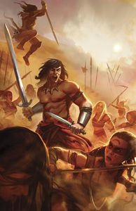 [Conan The Avenger #16 (Product Image)]