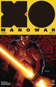 [X-O Manowar (2017) #6 (Cover B Johnson) (Product Image)]