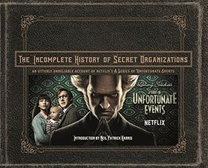 [Incomplete History Of Secret Organizations (Hardcover) (Product Image)]