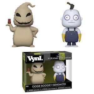 [Nightmare Before Christmas: Vynl Figures 2-Pack: Oogie Boogie & Behemoth (Product Image)]