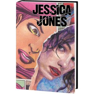 [Jessica Jones: Alias Omnibus (Secret Origin Cover New Printing Hardcover) (Product Image)]