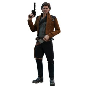 [Solo: A Star Wars Story: Hot Toys Action Figure: Han Solo (Product Image)]