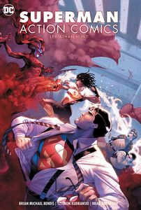 [Superman: Action Comics: Volume 3: Leviathan Hunt (Hardcover) (Product Image)]