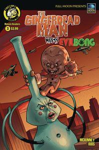 [Gingerdead Man Meets Evil Bong #3 (Product Image)]