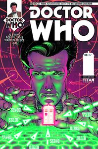 [Doctor Who: 11th #8 (Product Image)]