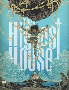 [Highest House #1 (2nd Printing) (Product Image)]