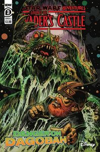 [Star Wars Adventures: Ghosts Vaders Castle #3 (Cover A Francavill) (Product Image)]