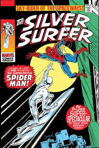 [Silver Surfer #14 (Facsimile Edition) (Product Image)]