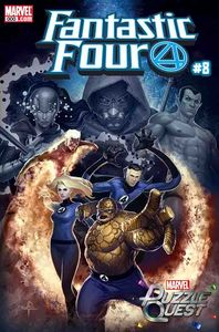 [Fantastic Four #8 (Mystery Variant) (Product Image)]