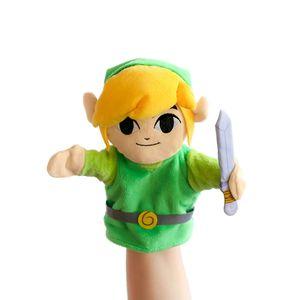 [Legend Of Zelda: Hand Puppet: Link (Product Image)]