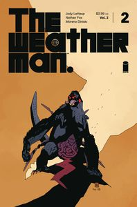[Weatherman: Volume #2 (Cover C Mignola) (Product Image)]
