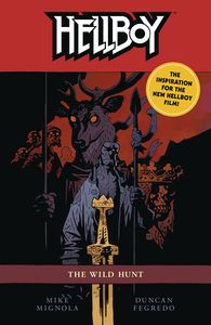 [Hellboy: The Wild Hunt (2nd Edition) (Product Image)]