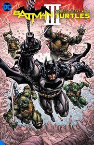 [Batman/Teenage Mutant Ninja Turtles III (Product Image)]