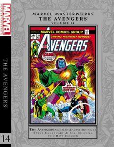 [Marvel Masterworks: Avengers: Volume 14 (Hardcover) (Product Image)]