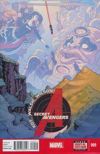 [Secret Avengers #9 (Product Image)]
