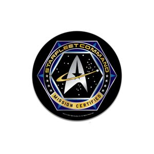 [Star Trek: Voyager: The 55 Collection: Coaster: Starfleet Command (Product Image)]