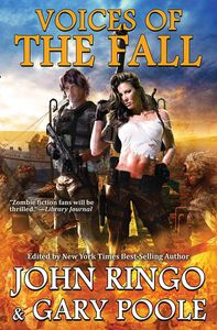 [Black Tide Rising Anthology: Voices Of The Fall (Product Image)]