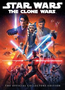 [Star Wars: The Clone Wars: The Official Companion Book (Product Image)]