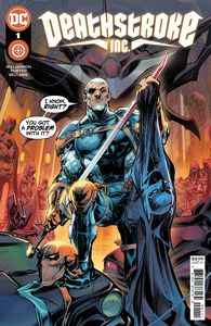 [Deathstroke Inc #1 (Cover A Howard Porter) (Product Image)]