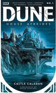 [Dune: House Atreides #1 (4th Printing Pramanik) (Product Image)]