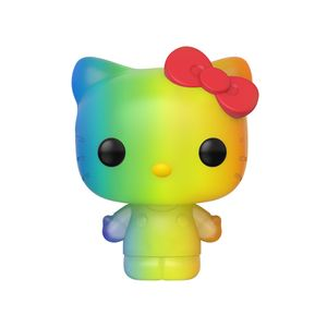 [Hello Kitty: Pop! Vinyl Figure: Pride 2020 Rainbow (Product Image)]