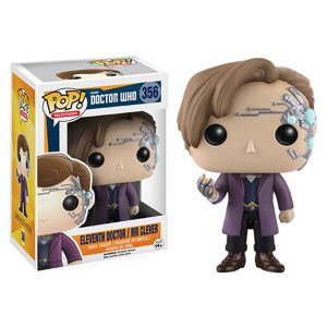 [Doctor Who: Pop! Vinyl Figures: 11th Doctor As Mr Clever (Product Image)]