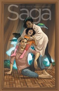 [Saga: Volume 9 (Product Image)]