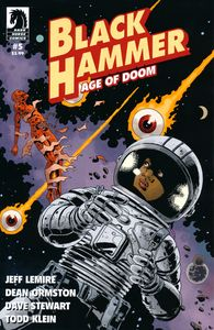 [Black Hammer: Age Of Doom #5 (Cover A Ormston) (Product Image)]