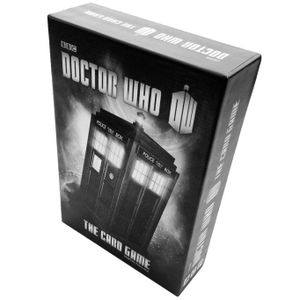 [Doctor Who: Card Game (2nd Edition) (Product Image)]