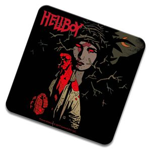 [Hellboy: Coaster: The Blood Queen By Mike Mignola (Product Image)]