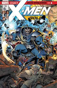 [X-Men: Gold #13 (Legacy) (Product Image)]